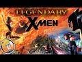 Legendary: X-Men — game preview at Origins Game Fair 2017