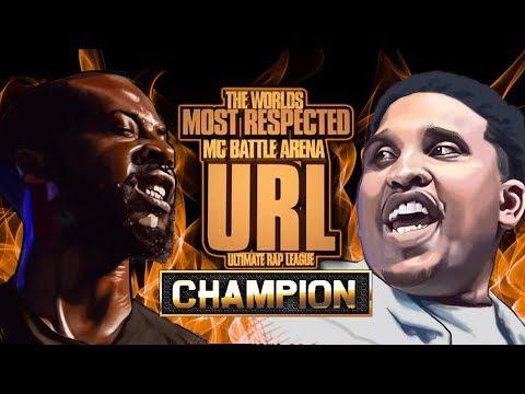 CHAMPION | GOODZ VS TAY ROC - SMACK/URL : rapbattles