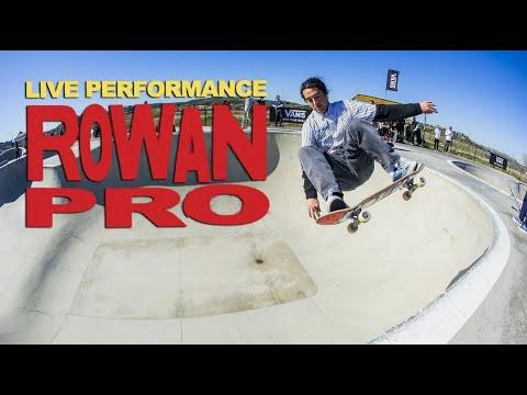 Vans Rowan Zorilla Skate Shoe Jam