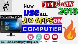 JioTV website under construction SOLUTION 2018 | JioTv on PC Laptop Desktop without jio network |FIX