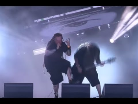 "Decapitated tease cover of Meshuggah's ""Sane"" w/ Jeff Loomis + Jakub Zytecki"