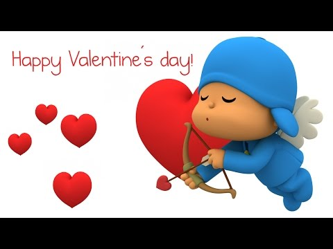 ♥ Happy Valentine's Day with Pocoyo ♥