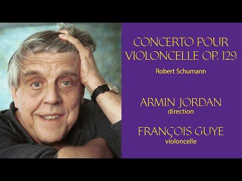 OSR - R. Schumann | Concerto pour violoncelle op.129 | Armin Jordan