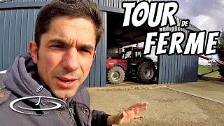 Visite de la ferme #1/2 - 2016