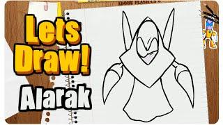 Lets Draw! Alarak