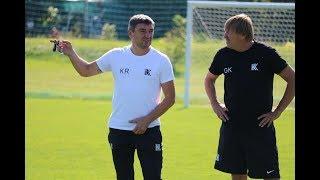 Руслан Костишин: «Нам просто не вистачило забитого м'яча»
