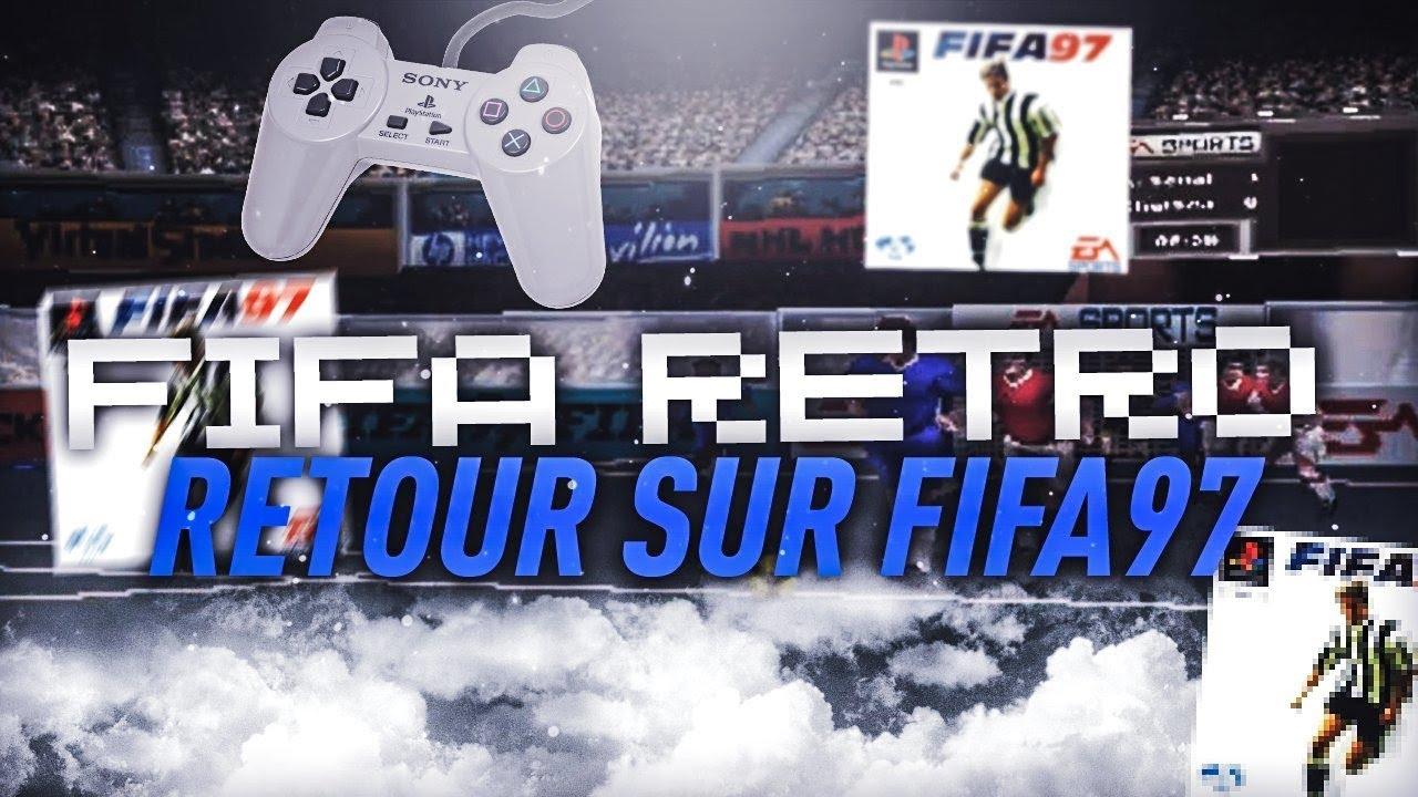 Fifa Retro Le Foot En Salle Sur Fifa 97 Youtube