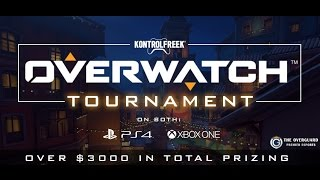 The Overguard   XB1 Open Tournament - 11/26   Sponsored by KontrolFreek