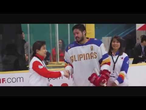 Singapore vs. Philippines - 2018 IIHF Ice Hockey Challenge Cup of Asia
