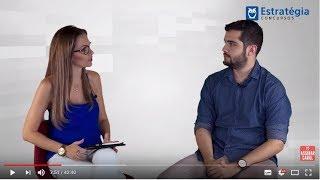 ENTREVISTA | Arthur Mendonça - Aprovado em 1º lugar no concurso TCE PE - Auditor de Controle Externo