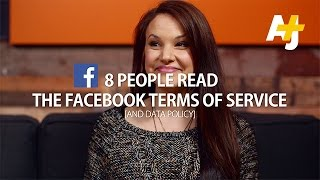 8 People Read The Facebook Terms Of Service For You (And Data Policy) Mp3