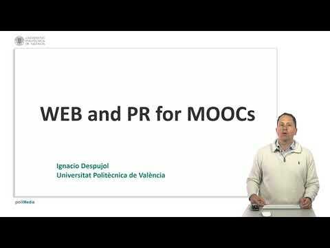 MOOC Digital Marketing. Web and PR | 4/5 | UPV