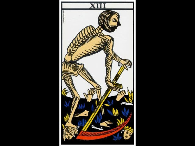 Vídeo-Aula - A Morte (Tarot)