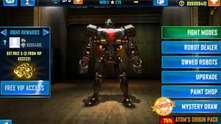 Real Steel World Robot Boxing Mod Apk 14.14.277