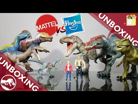 Spinosaurus | Legacy Collection | Mattel | Jurassic World | Unboxing