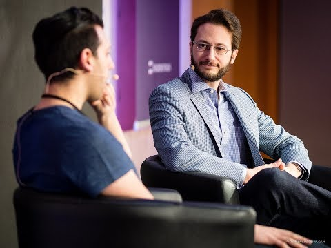 Nader Al-Naji & Ari Paul: Stable Coins Interview | Blockstack Berlin