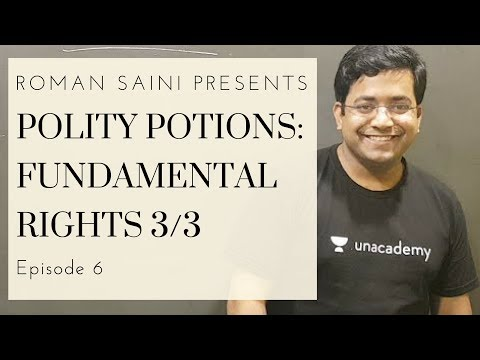 Polity Potions - Fundamental Rights (3/3) - Episode 6