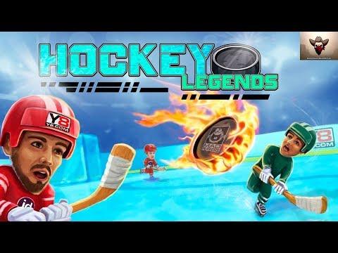 Hockey Legends Nesh VS Nesh