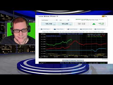 MARKET REPORT THURS DEC 27 2018