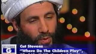 yusuf islam (1/3) intv late night show thomas gottschalk