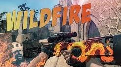 CS:GO - AWP | Wildfire Gameplay