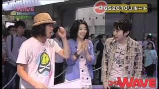 TGS2010リポート 2010_12_DIGEST 松嶋初音 動画 22