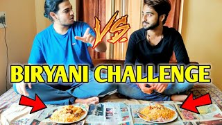 BIRYANI EATING CHALLENGE!   Food Eating Competition   Neon Man 360