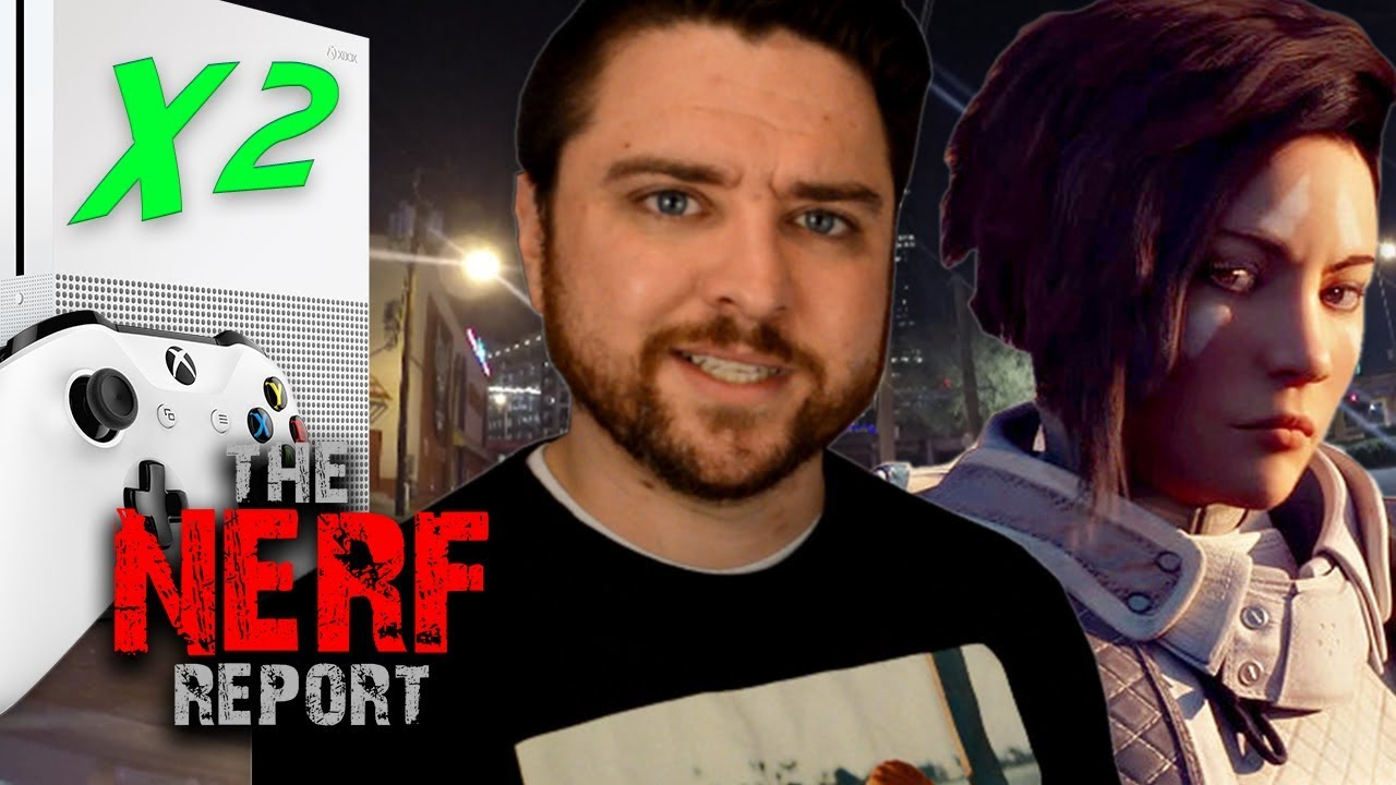 New Xbox on the way? Destiny 2 Warmind DLC, and Fortnite Scholarships - The Nerf Report Ep. 49