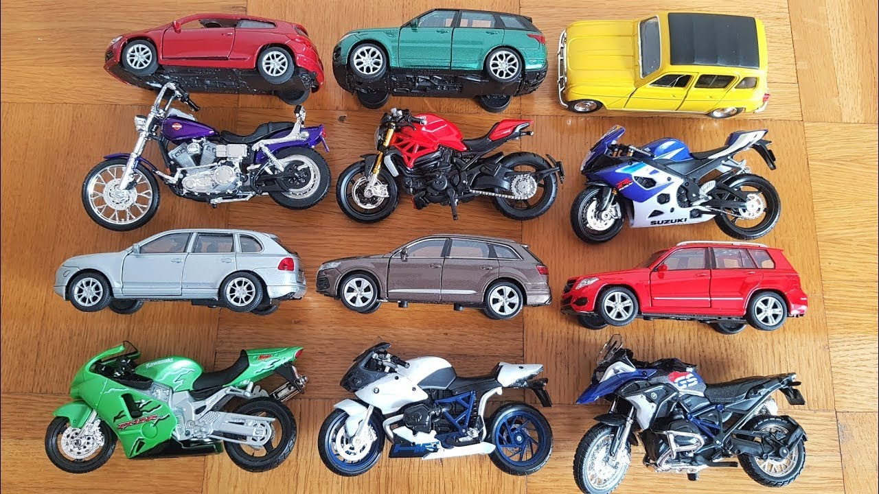 maisto diecast motorcycle toy models motorcycle and cars