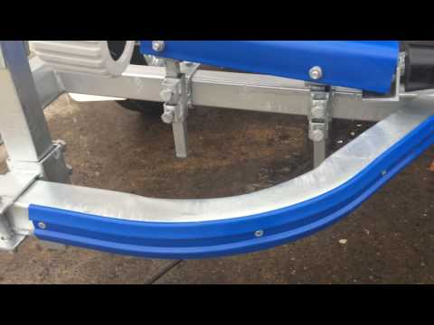 Nautica Boat Trailer Water Flush System