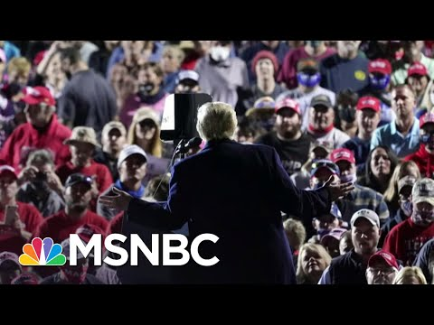 Trump Admin. Claims U.S. Has 'Regained Control' Of Covid-19 | The 11th Hour | MSNBC