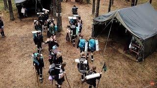 Jak żyją Harcerze w lesie - Urbex History