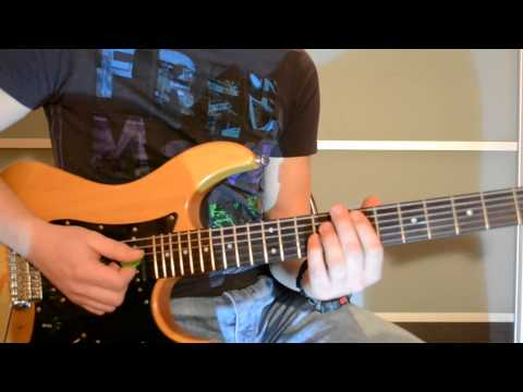 Pink - U & Ur hand guitar cover