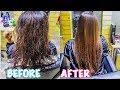 All About KERATIN Treatment! My Hair TRANSFORMATION   Kriti Nayar