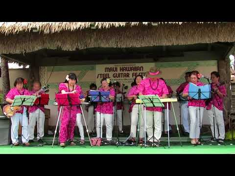 Yokohama Hawaiian Music Academy - Makalapua (2018)