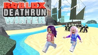 Roblox: Deathrun 🏃 / Winter Update ❄️ / Death Run Obstacle Course!