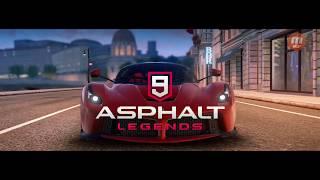ASPHALT 9 LEGEND HIGH SETTING TEST ONE PLUS 5T