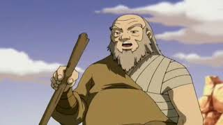 Uncle Iroh - The four elements