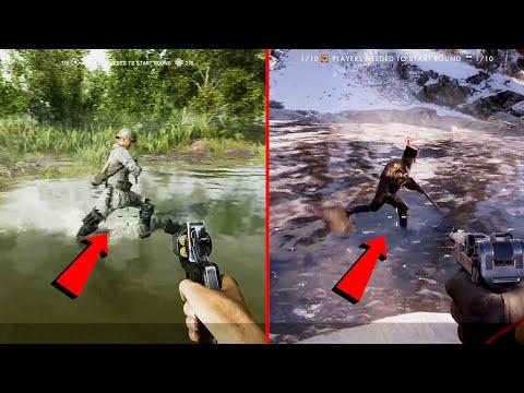 Battlefield 5 Vs Battlefield 1 - Attention to detail