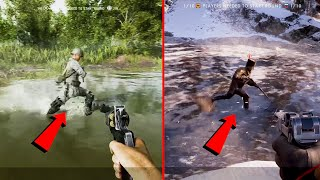 Battlefield 5 Vs Battlefield 1 - Attention to detail thumbnail