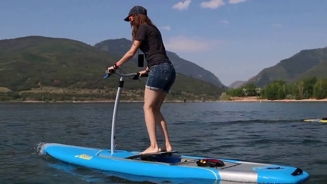 Hobie Mirage Eclipse Sup Board Adventure Kayak Rapid