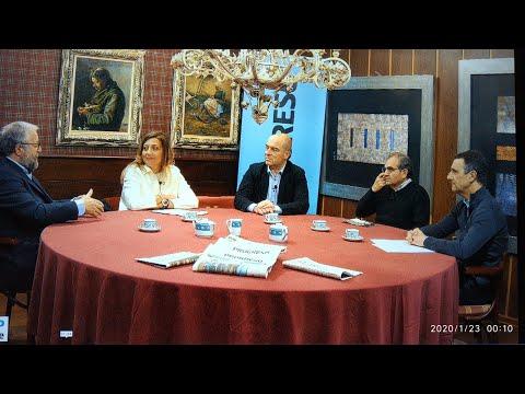 Los retos del Lugo del futuro, a debate en Foro Lucense