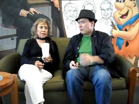 June Foray and Billy West