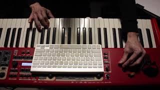 Jolin UglyBeauty keyboard part