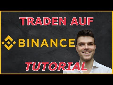 Traden auf BINANCE Exchange Tutorial | Anfänger Einführung + Trading Tipp um Verluste zu vermeiden