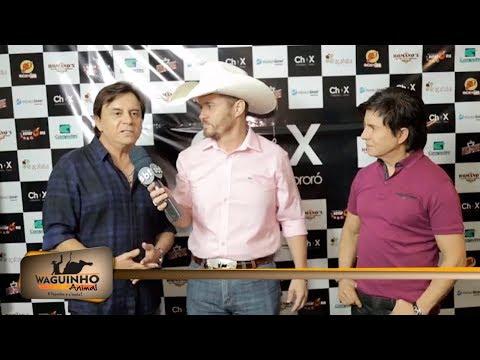 Waguinho Animal - Show Chitãozinho e Xororó em Araçatuba 24/03/18