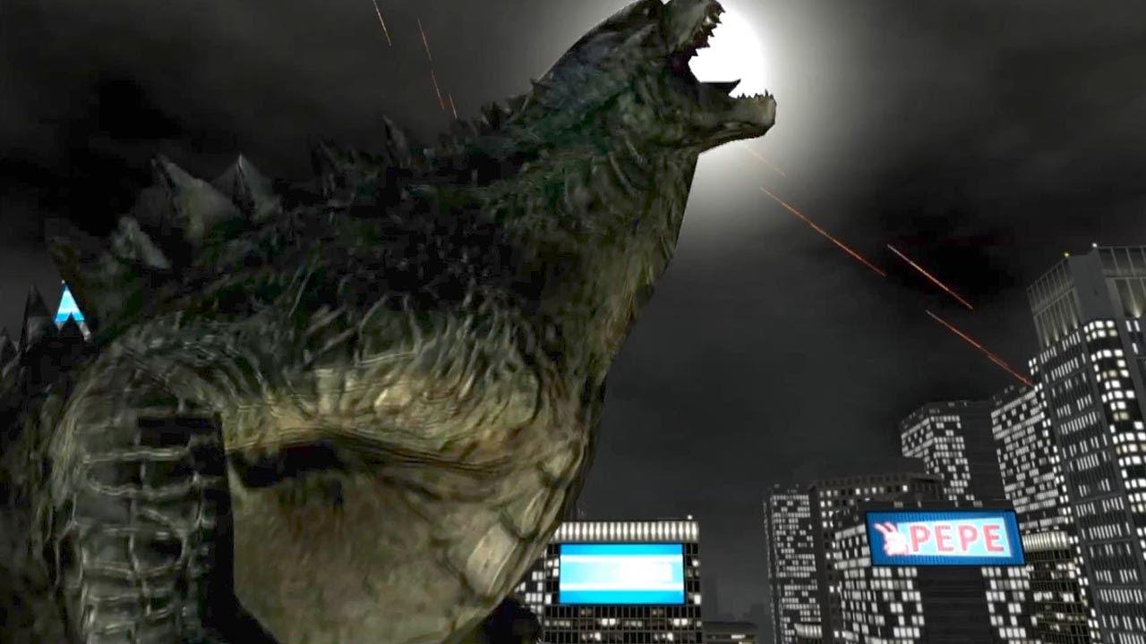 Godzilla Mobile Game Trailer - Youtube-6554