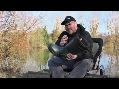 **TackleBox TV ** Navitas LITE Insulated Boot Feature