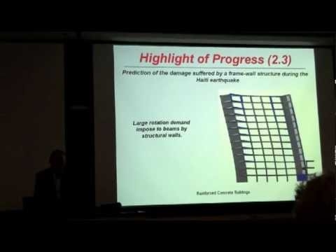 Patrick Paultre- Canadian Seismic Research Network- Montreal 2012