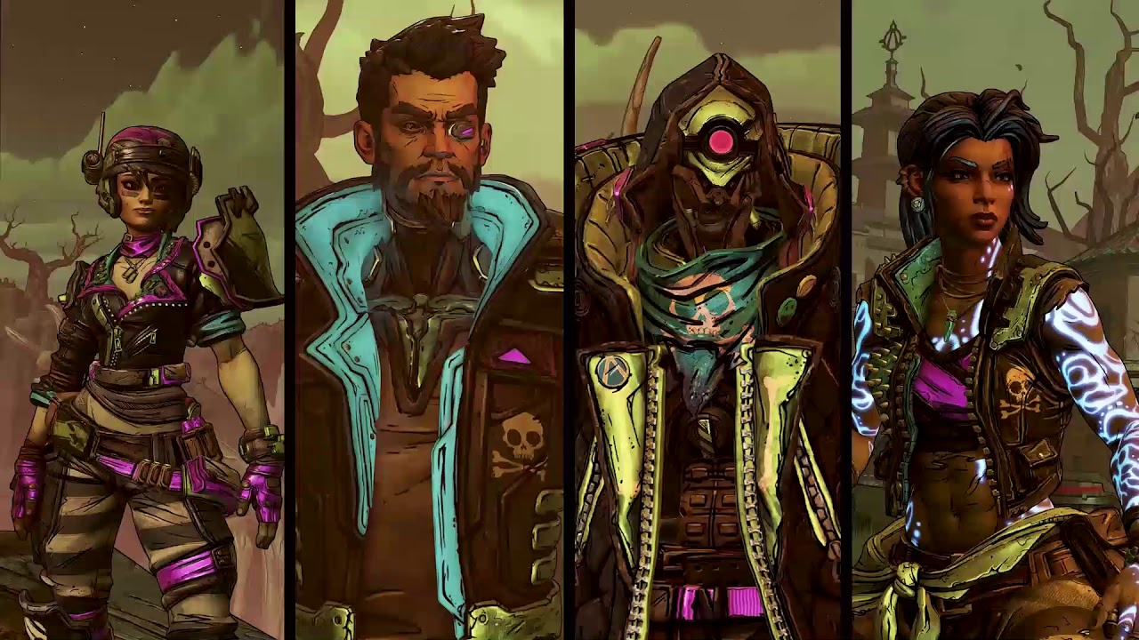 PS4™   보더랜드 3 - 피의 수확 이벤트 트레일러